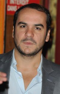 Francois-Xavier Demaison at the premiere of