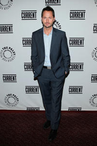 Matthew Humphreys at the Current TV Upfront in New York.