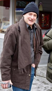 Bill Pullman at the 2008 Sundance Film Festival.