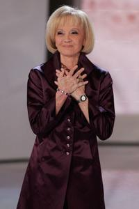 Liselotte Pulver at the 42nd Goldene Kamera Awards.