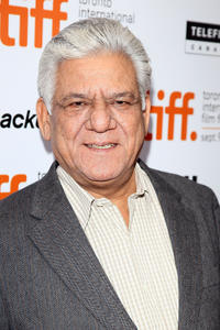 Om Puri at the premiere