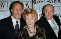 Collin Bernsen, Jeanne Cooper and Corbin Bersen at the 2009 AFTRA (American Federation of Television and Radio Artists) Media and Entertainment Excellence Awards.
