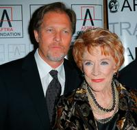 Collin Bernsen and Jeanne Cooper at the 2009 AFTRA (American Federation of Television and Radio Artists) Media and Entertainment Excellence Awards.