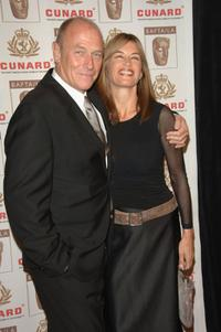 Corbin Bernsen and Amanda Pays at the 15th Annual British Academy of Film and Television Arts Los Angeles Britannia Awards.