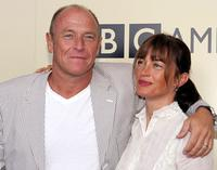 Corbin Bernsen and Amanda Pays at the 3rd Annual British Academy of Film and Television Art/Los Angeles Tea Party.