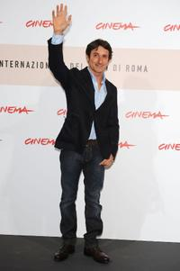 Michele Alhaique at the 3rd Rome International Film Festival.