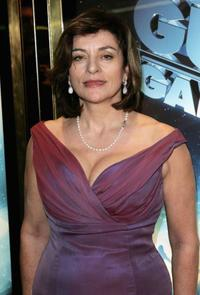 Diana Quick at the premiere of