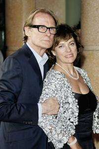 Bill Nighy and Diana Quick at the UK premiere of