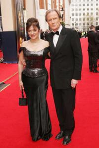 Diana Quick and Bill Nighy at the Pioneer British Academy Television Awards.