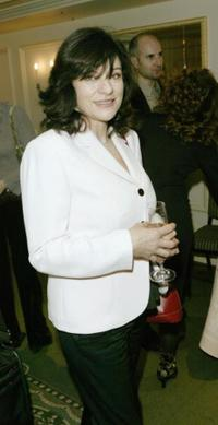 Diana Quick at the Evening Standard Theatre Awards.