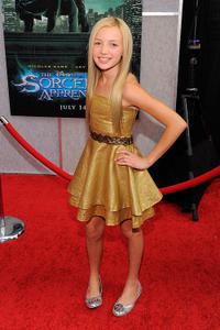 Peyton R. List at the New York premiere of