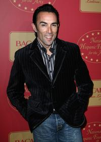 Francesco Quinn at the National Hispanic Foundation for the Arts and Bacardi Rum's Latino Legacy on Film.