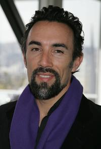 Francesco Quinn at the 2006 Diamond Lounge By Nathalie Dubois.