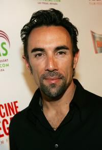 Francesco Quinn at the screening of