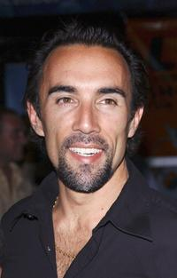 Francesco Quinn at the premiere of