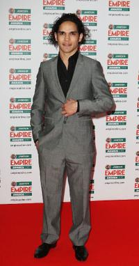 Reece Ritchie at the Jameson Empire Film Awards.