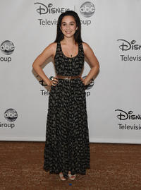 Molly Ephraim at the TCA 2011 Summer Press Tour in California.