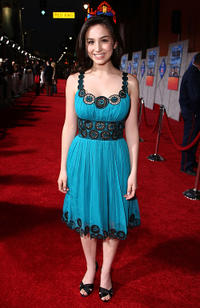 Molly Ephraim at the world premiere of