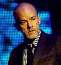 R.E.M. at the 2008 Neapolis Festival.