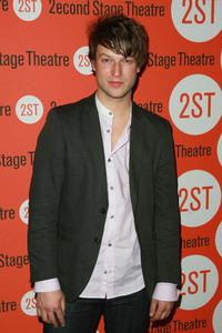 Peter Scanavino at the opening night party of