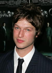 Peter Scanavino at the opening night of