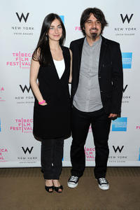 Directors Sara Zandieh and Scandar Copti at the Awards Night Show & party during the 2010 Tribeca Film Festival.