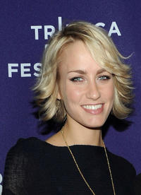 Ruta Gedmintas at the premiere of