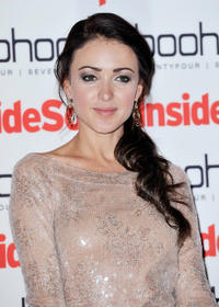 Karen Hassan at the Inside Soap Awards in London.