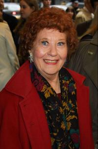Charlotte Rae at the opening night of 'One Flew over the Cuckoo's Nest.