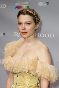 Lea Seydoux at the 63rd Annual Cannes Film Festival.