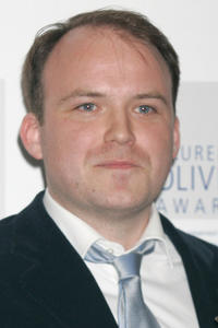 Rory Kinnear at the Laurence Olivier Awards in England.