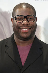 Director Steve McQueen at the photocall of