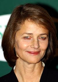 Charlotte Rampling at the 22nd Film Critics Circle Awards.