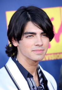 Joe Jonas at the 2008 MTV Video Music Awards.