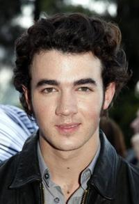 Kevin Jonas at the Disney's Concert of Hope benefiting the City of Hope.