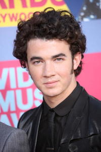 Kevin Jonas at the 2008 MTV Video Music Awards.