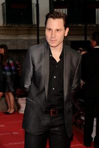 Ruben Ochandiano at the 12th Malaga Film Festival Closing Ceremony.