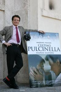 Massimo Ranieri at the photocall of