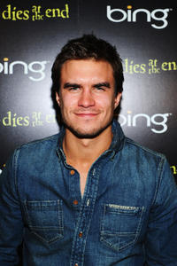 Rob Mayes at the Official