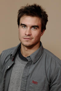 Rob Mayes at the 2012 Sundance Film Festival in Utah.