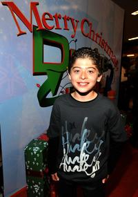 Ryan Ochoa at the premiere of