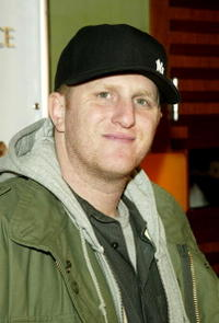 Michael Rapaport at the Usher Album Release party for