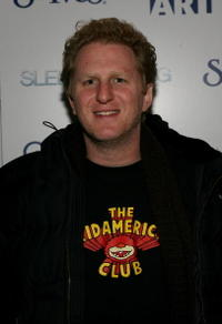 Michael Rappaport at the 2008 Sundance Film Festival for