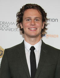 Jonathan Groff at the 56th Annual Drama Desk Awards in New York.