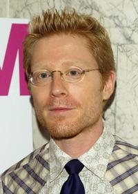 Anthony Rapp at the Gotham magazine's party to celebrate the October men's fashion issue.