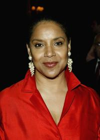 Phylicia Rashad at the 2004 Drama League Awards luncheon and ceremony.