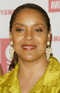 Phylicia Rashad at the 2004 Tony Awards Nominees Press Reception.