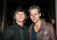 Vinzenz Kiefer and Thorsten Feller at the Berlin premiere of