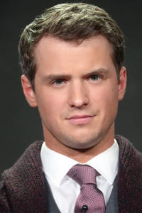 Freddie Stroma during the 2017 Winter Television Critics Association Press Tour in Pasadena, California.
