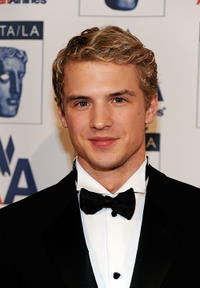 Freddie Stroma at the 18th Annual British Academy Of Film And Television Arts Britannia Awards in California.